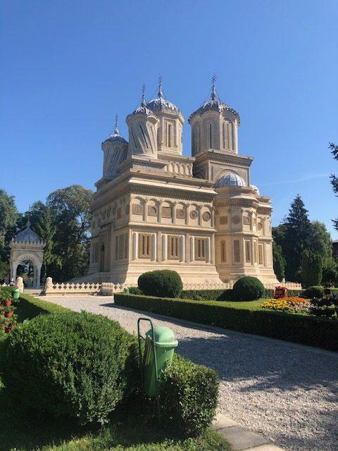 Cinci zile turist in Romania